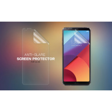 NILLKIN Matte Scratch-resistant screen protector film for LG G6