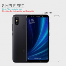 NILLKIN Matte Scratch-resistant screen protector film for Xiaomi Mi 6X (Mi A2)