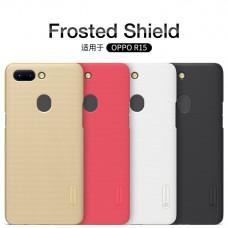 NILLKIN Super Frosted Shield Matte cover case series for Oppo R15 (Dream Mirror Edition)