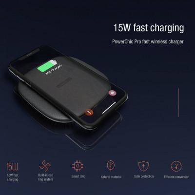 NILLKIN Qi PowerChic Pro Fast Wireless Charger Wireless charger