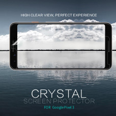 NILLKIN Super Clear Anti-fingerprint screen protector film for Google Pixel 3