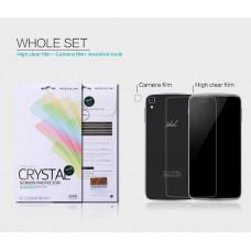 NILLKIN Super Clear Anti-fingerprint screen protector film for Alcatel Idol 3 (5.5)