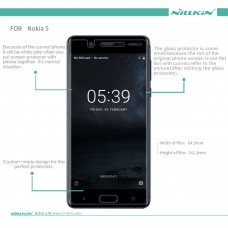 NILLKIN Matte Scratch-resistant screen protector film for Nokia 5