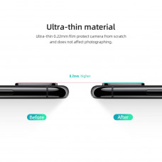 NILLKIN Amazing InvisiFilm camera protector for Apple iPhone XS Max (iPhone 6.5)