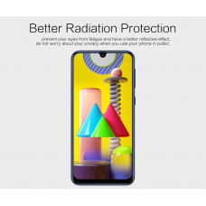NILLKIN Matte Scratch-resistant screen protector film for Samsung Galaxy M31