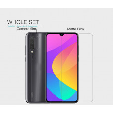 NILLKIN Matte Scratch-resistant screen protector film for Xiaomi Mi CC9, Mi 9 Lite