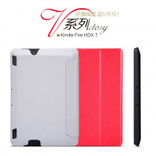 NILLKIN Victory Leather case series for Amazon Kindle HDX 7