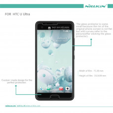 NILLKIN Super Clear Anti-fingerprint screen protector film for HTC U Ultra