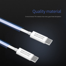 NILLKIN new high quality cable Type-C to Type-C Data cable