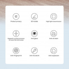 NILLKIN Protective Film Escort Privacy Film series for Apple MacBook Pro 16