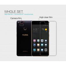 NILLKIN Super Clear Anti-fingerprint screen protector film for ZTE Nubia Z17 Mini