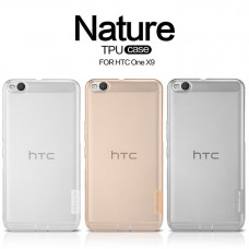 NILLKIN Nature Series TPU case series for HTC One X9