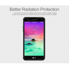NILLKIN Matte Scratch-resistant screen protector film for LG K10 (2017)