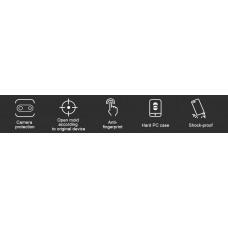 NILLKIN Super Frosted Shield Matte cover case series for Realme 6