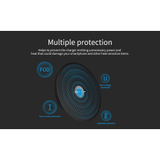NILLKIN PowerFlash Qi Wireless Charger (Aramid fiber) Wireless charger