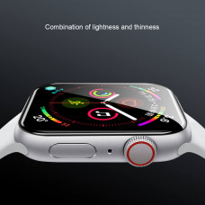 NILLKIN Amazing 3D AW+ fullscreen tempered glass screen protector for Apple Watch