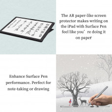 NILLKIN Antiglare AG paper-like screen protector film for Microsoft Surface Pro 6, Surface Pro 5