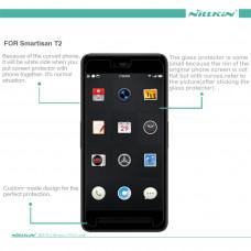 NILLKIN Super Clear Anti-fingerprint screen protector film for Smartisan T2
