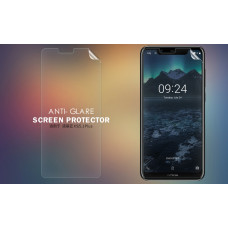 NILLKIN Matte Scratch-resistant screen protector film for Nokia 5.1 Plus (Nokia X5)
