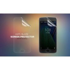 NILLKIN Matte Scratch-resistant screen protector film for Motorola Moto G5 Plus