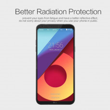 NILLKIN Matte Scratch-resistant screen protector film for LG Q6