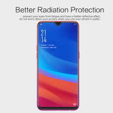NILLKIN Matte Scratch-resistant screen protector film for Oppo F9, F9 Pro, Oppo R17