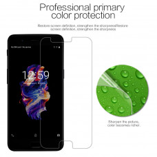 NILLKIN Super Clear Anti-fingerprint screen protector film for Oneplus 5 (A5000 A5003 A5005)