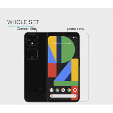 NILLKIN Matte Scratch-resistant screen protector film for Google Pixel 4