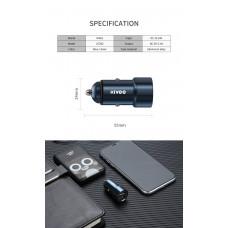 Kivee KV-UT202 Dual USB 2.1A Car charger