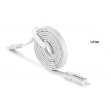 NILLKIN PLUS III (MicroUSB + Lightning) Data cable