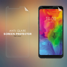 NILLKIN Matte Scratch-resistant screen protector film for LG Q7