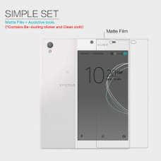 NILLKIN Matte Scratch-resistant screen protector film for Sony Xperia L1