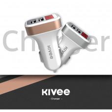 Kivee KV-UT501P Dual USB 2.1A Car charger