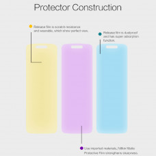 NILLKIN Matte Scratch-resistant screen protector film for Motorola Moto C