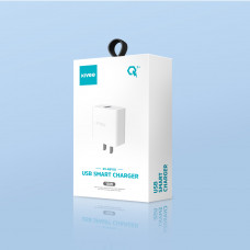 Kivee KV-AB15Q CN plug USB 3A QC 3.0 Power adapter