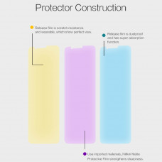 NILLKIN Matte Scratch-resistant screen protector film for Oneplus 5T