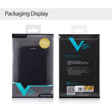 NILLKIN Victory Leather case series for Blackberry Q20