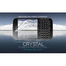 NILLKIN Super Clear Anti-fingerprint screen protector film for Blackberry Q20