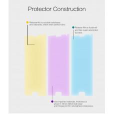 NILLKIN Super Clear Anti-fingerprint screen protector film for ZUK Edge