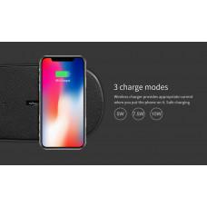 NILLKIN QI Gemini dual fast charging pad Wireless charger