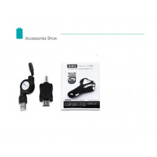 NILLKIN 3in1 Car charger
