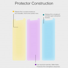 NILLKIN Matte Scratch-resistant screen protector film for Samsung Galaxy A6 (2018)