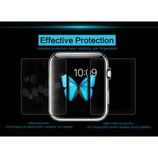 NILLKIN Matte Scratch-resistant screen protector film for Apple Watch 42mm Series 1,2,3