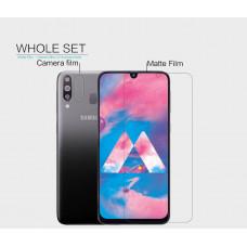 NILLKIN Matte Scratch-resistant screen protector film for Samsung Galaxy A30, Samsung Galaxy A50, Samsung Galaxy M30