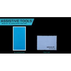 NILLKIN Super Clear Anti-fingerprint screen protector film for Apple Watch 38mm Series 1, 2, 3