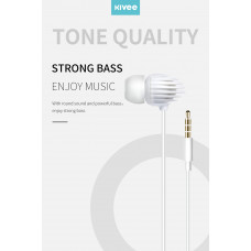 Kivee KV-MT08 Earphones