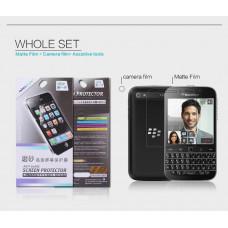 NILLKIN Matte Scratch-resistant screen protector film for Blackberry Q20