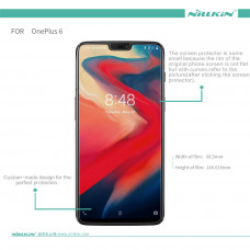 NILLKIN Matte Scratch-resistant screen protector film for Oneplus 6