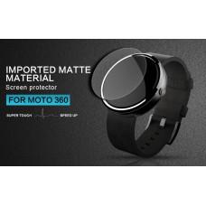 NILLKIN Matte Scratch-resistant screen protector film for Smartwatch Motorola Moto 360
