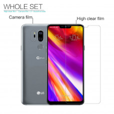 NILLKIN Super Clear Anti-fingerprint screen protector film for LG G7 ThinQ
